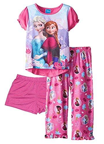 disney-frozen-pigiama-due-pezzi-ragazza-rosa-rosa