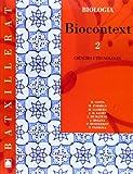 img - for Biocontext 2 + Problemes. Biologia.Batxillerat book / textbook / text book