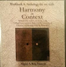 Workbook Audio Example for use with Harmony in Context by Miguel Roig-Francoli