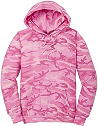 Joe\'s USA(tm) Camo Hoodies Hooded Sweatshirt,3X-Large Pink Camo