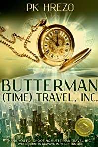 Butterman by PK Hrezo ebook deal