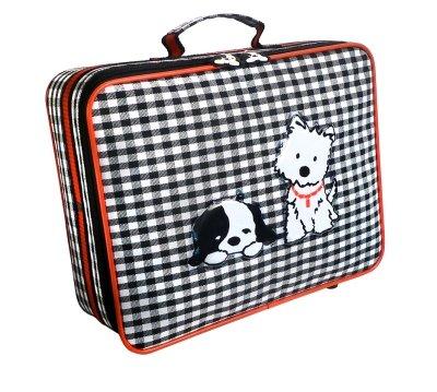 Kinder-Koffer - Set, 2-teilig, 40cm + 34cm (AP-1219)