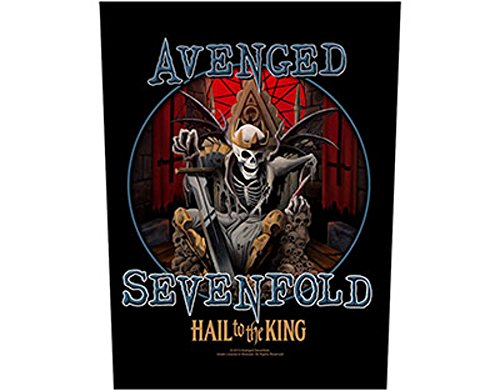 Avenged Sevenfold - Hail to the King - Grande Toppa/Patch