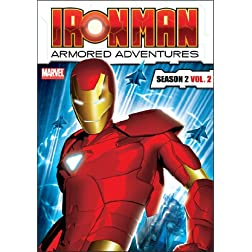 Iron Man: Armored Adventures Season 2 Vol 2