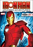 Iron Man: Armored Adventures Season 2 Vol 2 [DVD] [Region 1] [US Import] [NTSC]