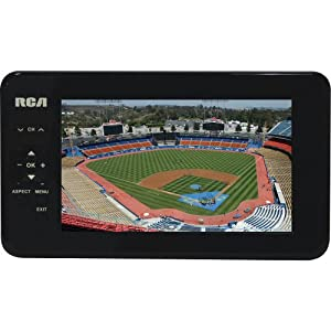 "RCA 7"" Portable TV, RTV86073"