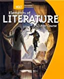 img - for Holt Elements of Literature First Course book / textbook / text book