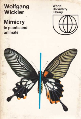 Mimicry in Plants and Animals PDF