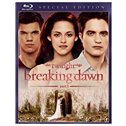 The Twilight Saga: Breaking Dawn, Part I (Special Edition) [Blu-ray]