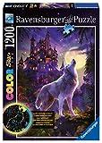 Ravensburger Moon Wolf Color Starline Gl...