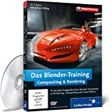 Software - Das Blender-Training: Compositing & Rendering