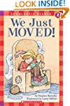 Scholastic Reader: We Just Moved: Lev...