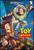 Toy Story 1 Movie Poster #02 24x36in