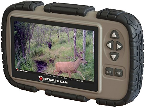 Stealth Cam SD Card Reader and Viewer with 4.3″ LCD Screen STCCRV43