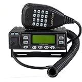 LEIXEN アマチュア無線機 ツインバンド 超小型モービル機 VV-898 136-174/400-470MHz 10W