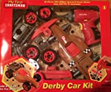 Build it Racer Car with Battery Operation 20 pieces included