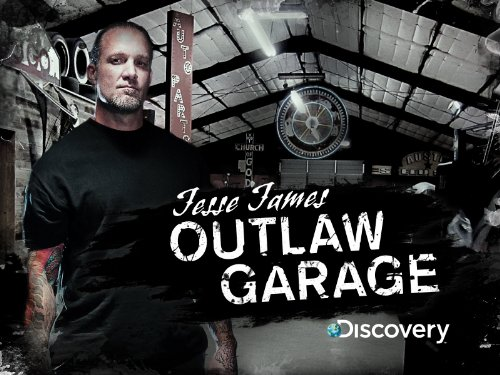 Jesse James: Outlaw Garage Season 1