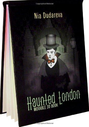 Haunted London (Pop Up Books)