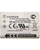 Fujifilm NP-95W Batterie Rechargeable 3,6V 1800mAh Remplace NP-95
