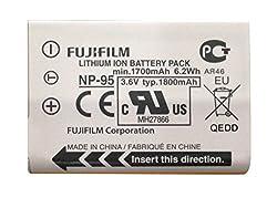 100% Original FuliFilm battery NP-95