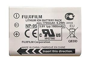 Fujifilm Batterie rechargeable NP-95 pour Appareil Photo Fujifilm Finepix ou X