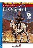 El Quijote I (Audioclasicos) (Spanish Edition)
