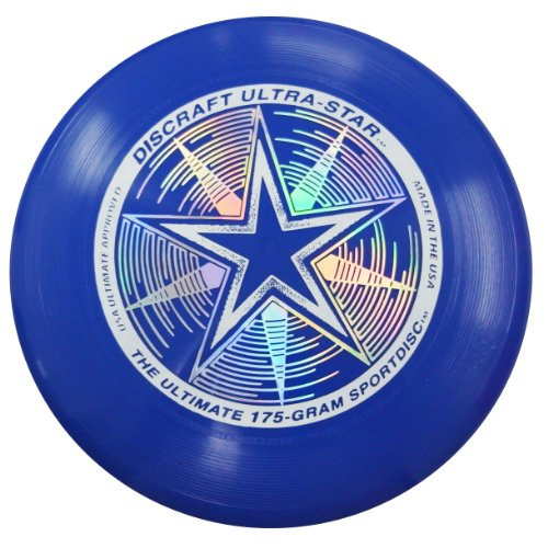 Discraft Ultrastar 175 g flying disc sports ultimate (blue)