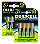 Duracell PreCharged Rechargeable 1950...