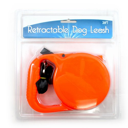 IIT 99900 Retractable Dog Leash - 25 Feet Various Colors (25 Feet Leash compare prices)