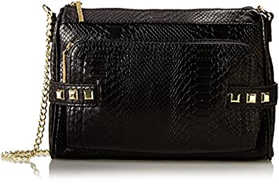 BCBGeneration Kai The Make A Statement Bag,Black,One Size