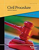 img - for Black Letter Outline on Civil Procedure book / textbook / text book