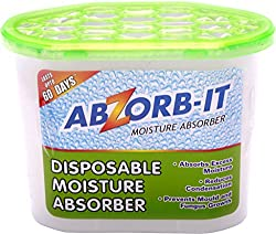 ABZORB-IT DISPOSABLE MOISTURE ABSROBER