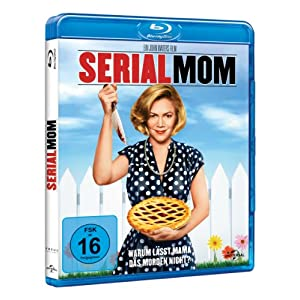 Serial Mom [Blu-ray] [Import allemand]