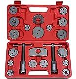 Coffret Set repousse piston d'étrier de frein - Kit d'outils 22 pièces