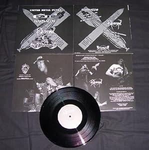 United Metal Punks [Vinyl Maxi-Single]
