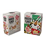 Kellogg's Frosted Flakes Vintage cereal box puzzle magnet set