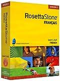 Rosetta Stone V3: French, Level 1, 2 & 3