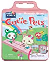Take 8216N Play Anywhere Games Activity Tin  Cutie Pets