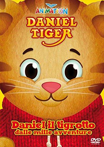 Daniel Tiger - Daniel Il Tigrotto Dalle Mille Avventure [Italia] [DVD]