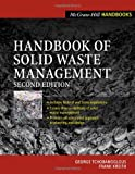 img - for Handbook of Solid Waste Management [Hardcover] [2002] 2 Ed. Frank Kreith, George Tchobanoglous book / textbook / text book
