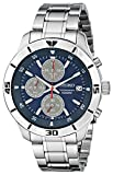 Seiko Mens SKS413 Amazon-Exclusive Stainless Steel Watch