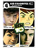 4 Kid Favorites: Cartoon Network Ben 10 Movies