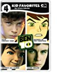 4 Kid Favorites: Cartoon Network Ben...