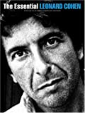 Various The Essential Leonard Cohen Pvg: (Piano, Voice, Guitar)
