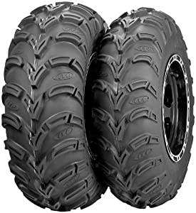 ITP Mud Lite AT Tire - Rear - 22x11x8 , Position: Front/Rear, Tire Ply: 6, Tire Type: ATV/UTV, Tire Construction: Bias, Tire Application: Mud/Snow, Tire Size: 22x11x8, Rim Size: 8 56A387