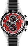 Jacques Lemans Formula 1(TM) Ceramic Chrono F-5028D Gents High Tech Ceramic Watch