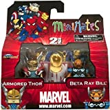 Armoured Thor And Beta Ray Bill Twin pack Minimates