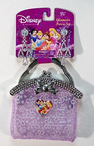 Disney Princess Glamour Purse Set - 1