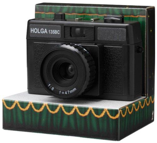 【HOLGA135BC】 ホルガ135ブラック・コーナーエフェクト(四隅が暗くなる)搭載の使いやすい35mmフィルムタイプのホルガ。(Superheadz)