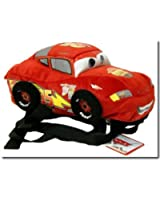 """Disney Cars 12"""" Plush Backpack With Hangtag"""